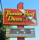 Thunder Reef Divers - Scuba Diving Portland OR and Vancouver WA
