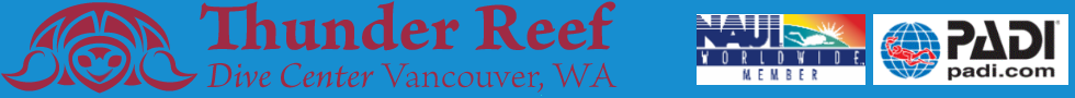 Thunder Reef Divers – Portland & Vancouver Scuba certification classes